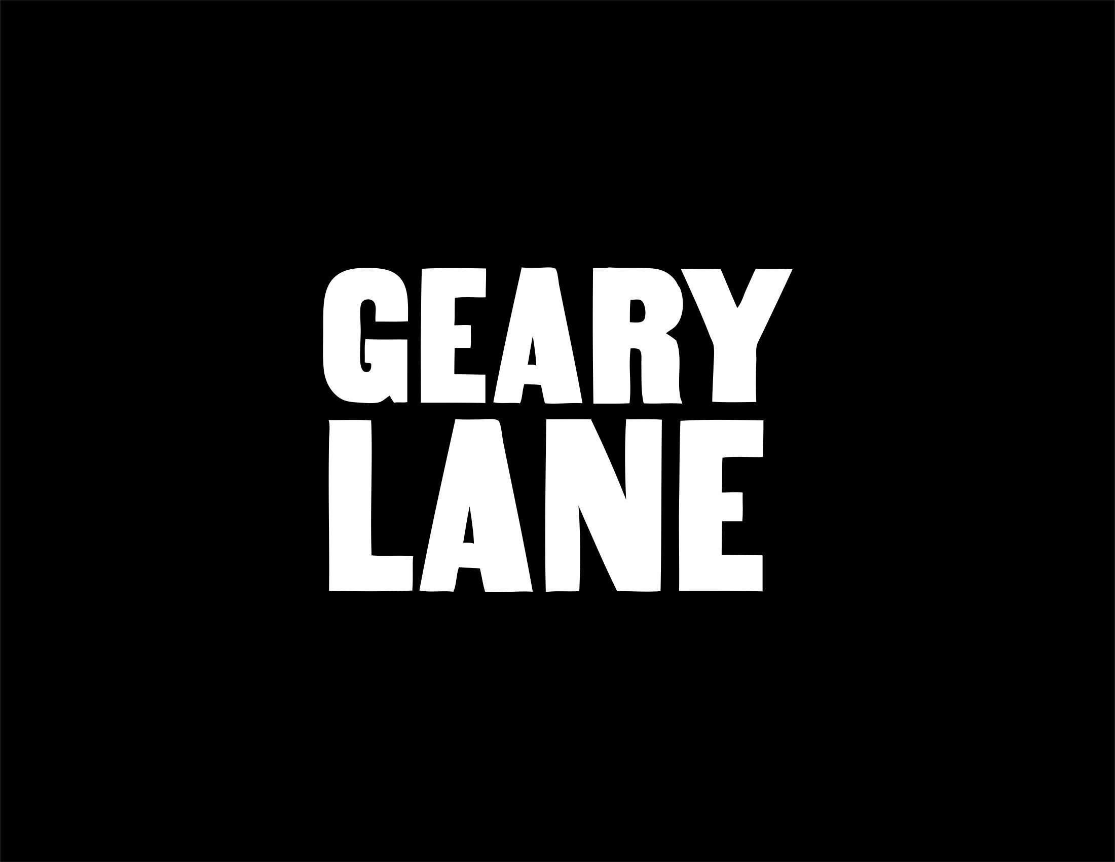 Geary Lane