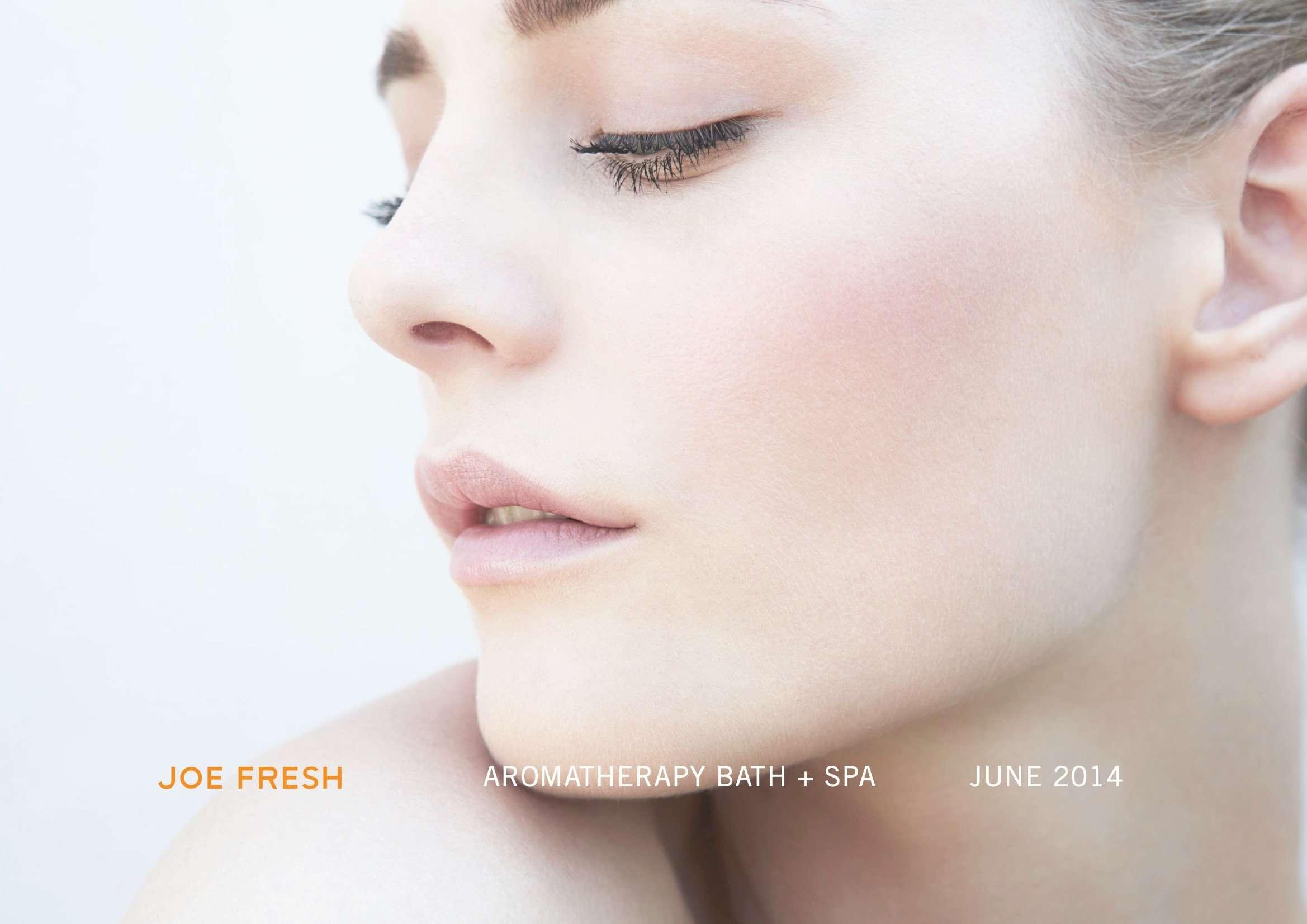 Joe Fresh Aroma Scent